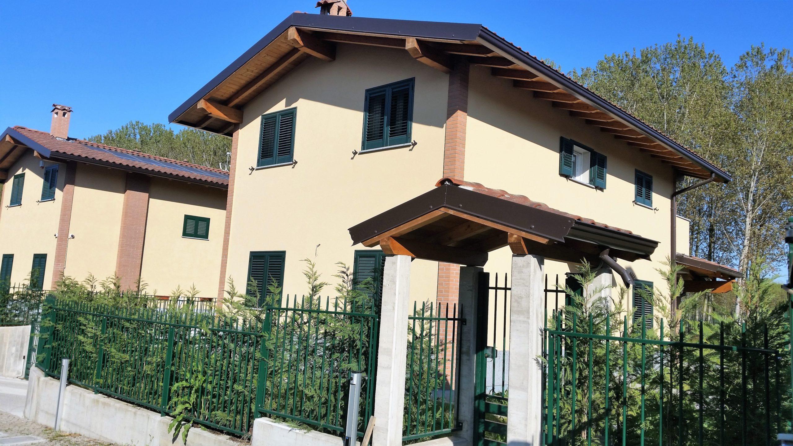 Motta Visconti (MI) Villa singola