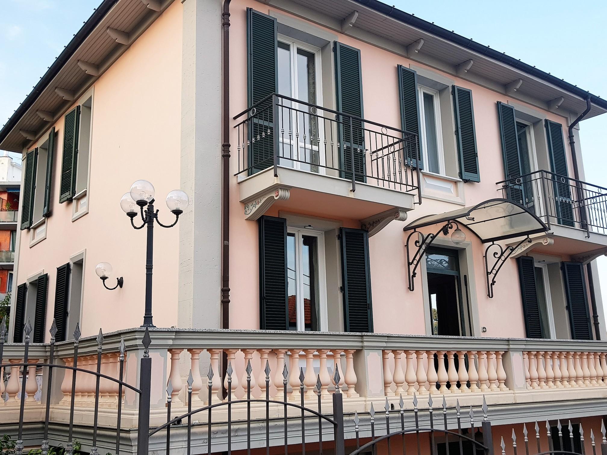 Sanremo (IM) Villa d'epoca ristrutturata