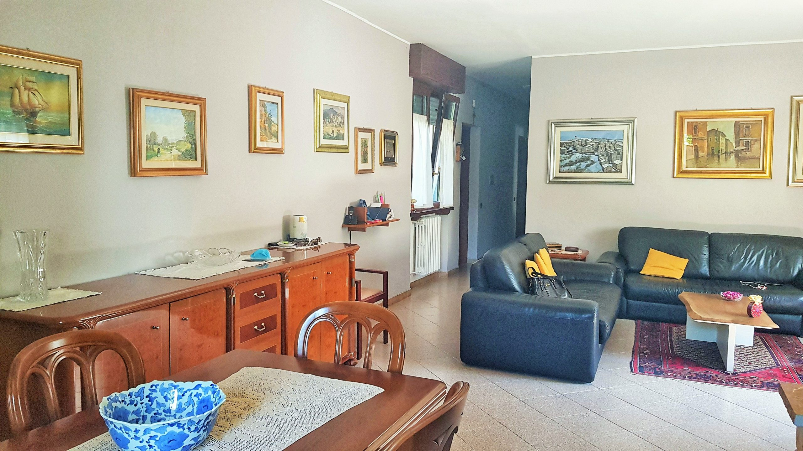 Casorate Primo (PV) Appartamento Trelocali con giardino e box auto – CASORATE PRIMO (PV)