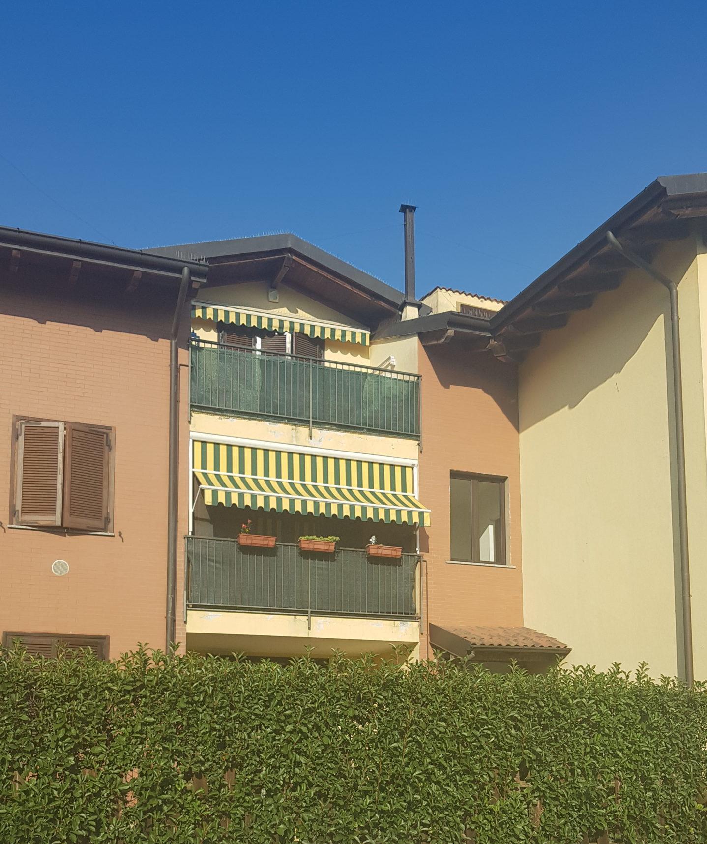Casorate Primo (PV) – Appartamento trilocale mansardato