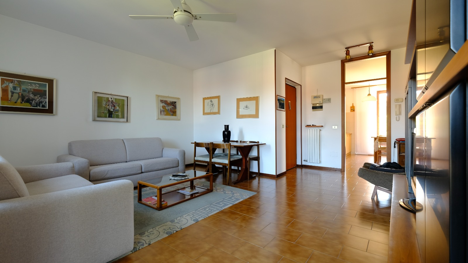 Besate (MI) – appartamento Quadrilocale