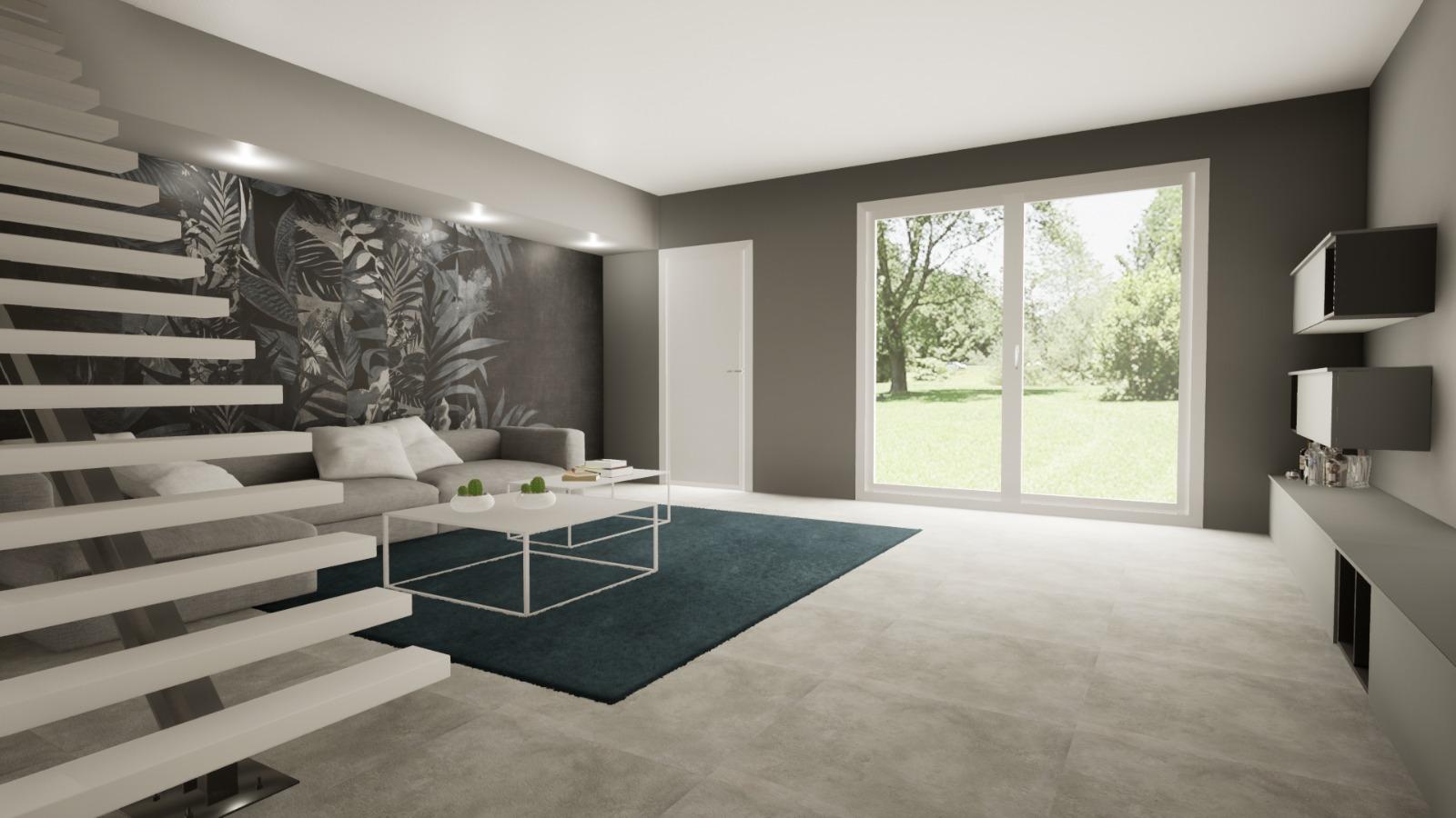 Torrino (PV) Frazione di Battuda – Villa di nuova costruzione