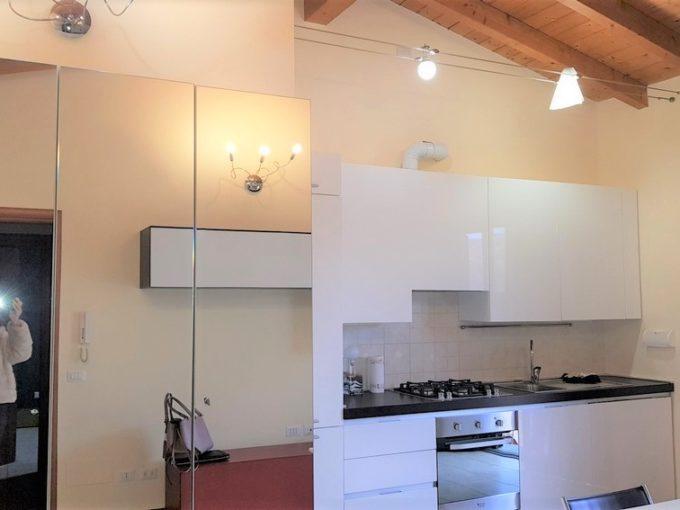 Zona Giorno con cucina a vista