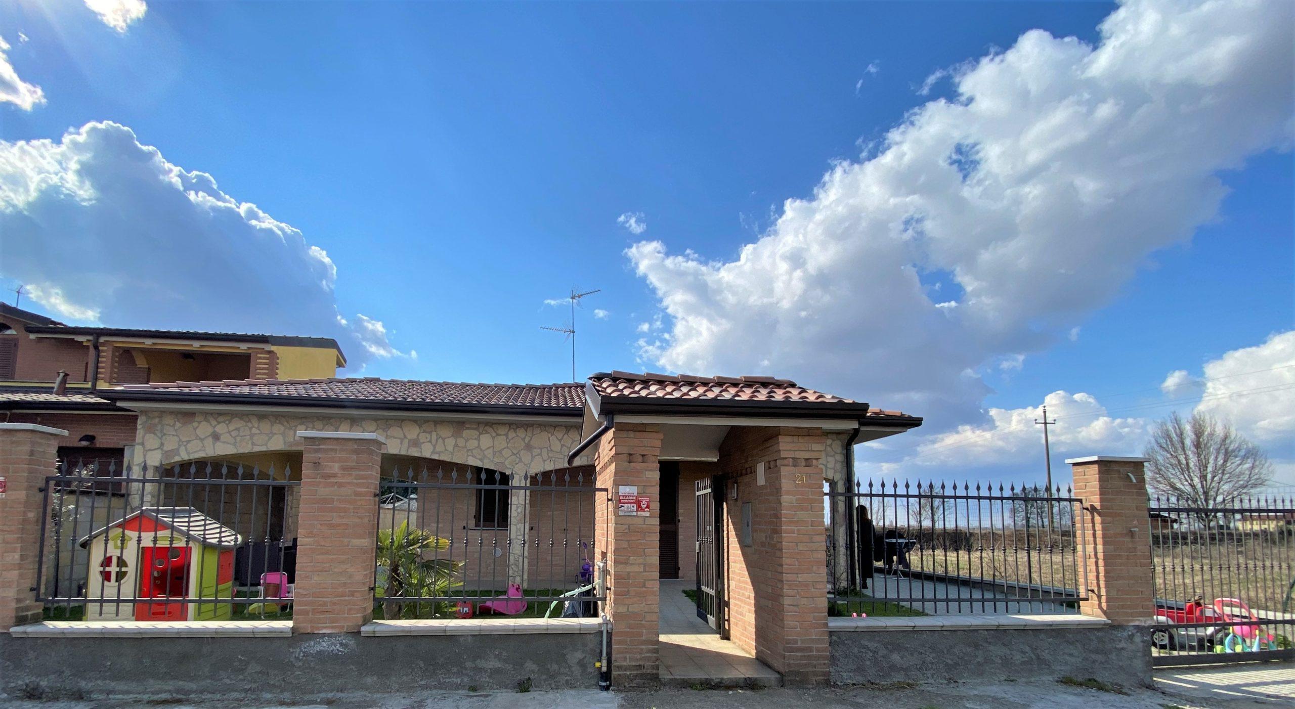 Battuda frazione di Torrino (PV) – Villa di testa