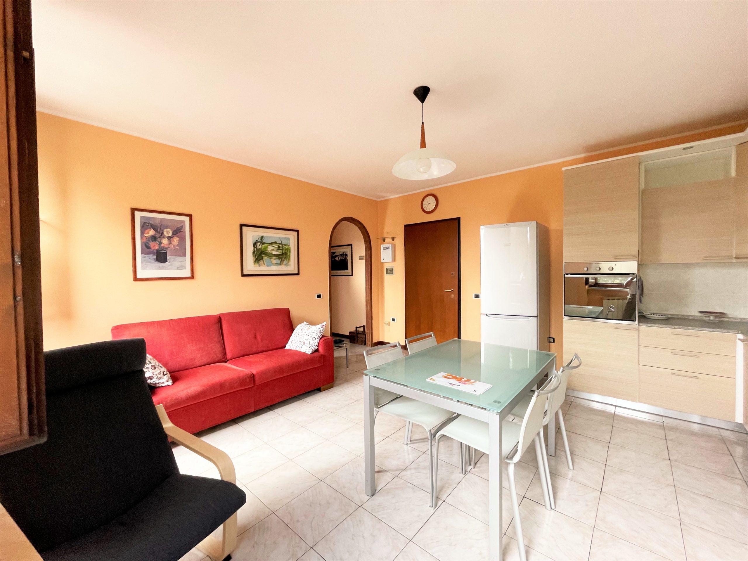 Casorate primo (PV) – Appartamento bilocale in Via Mira
