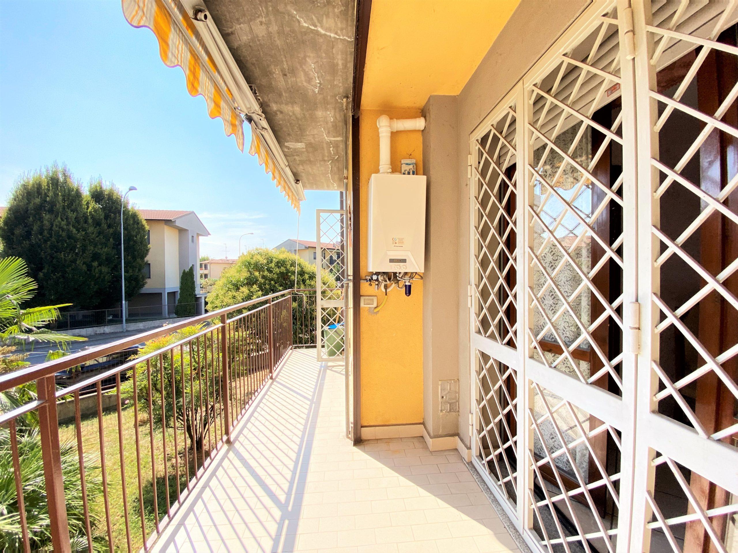 Casorate Primo (PV) – Appartamento quadrilocale al primo piano