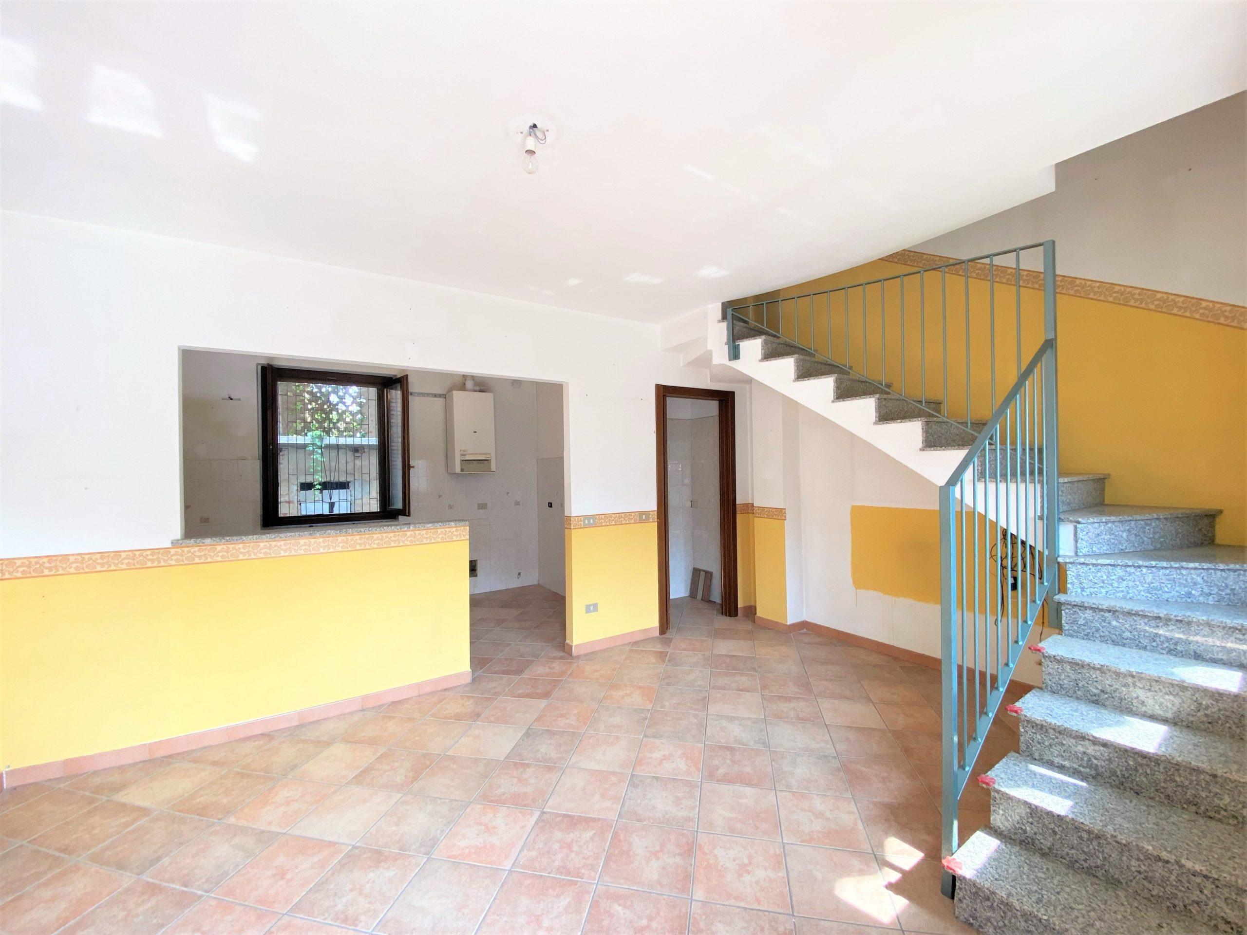 Bubbiano (MI) – Casa semindipendente con giardino